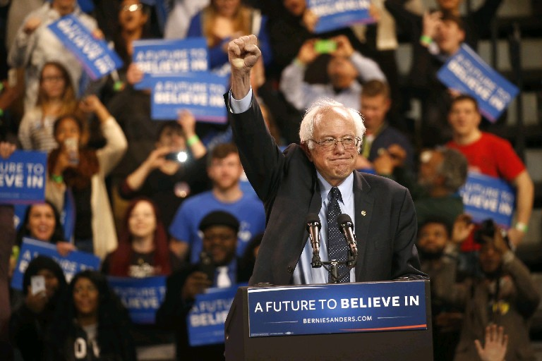 U.S. Sen. Bernie Sanders  has long been a proponent of single-payer health care.  (Robert Kirkham/News file photo)