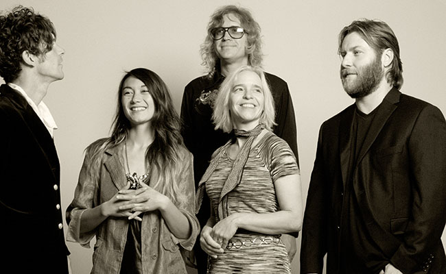 Montreal's Besnard Lakes will play the Tralf Music Hall on April 28. (Brendan George KO / Special to The News).