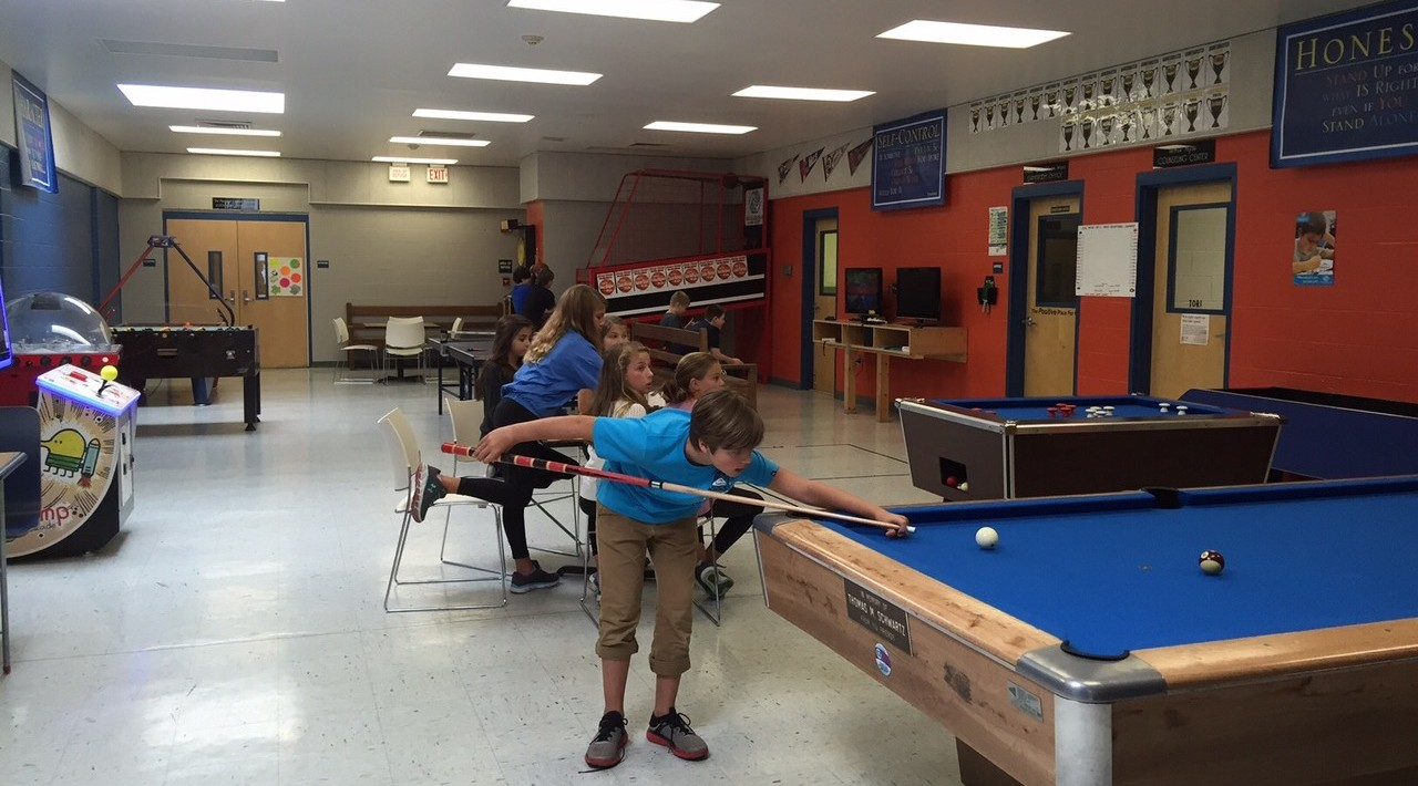 The Boys & Girls Club helps kids make good choices in life. (Mary Friona-Celani/Special to The News)