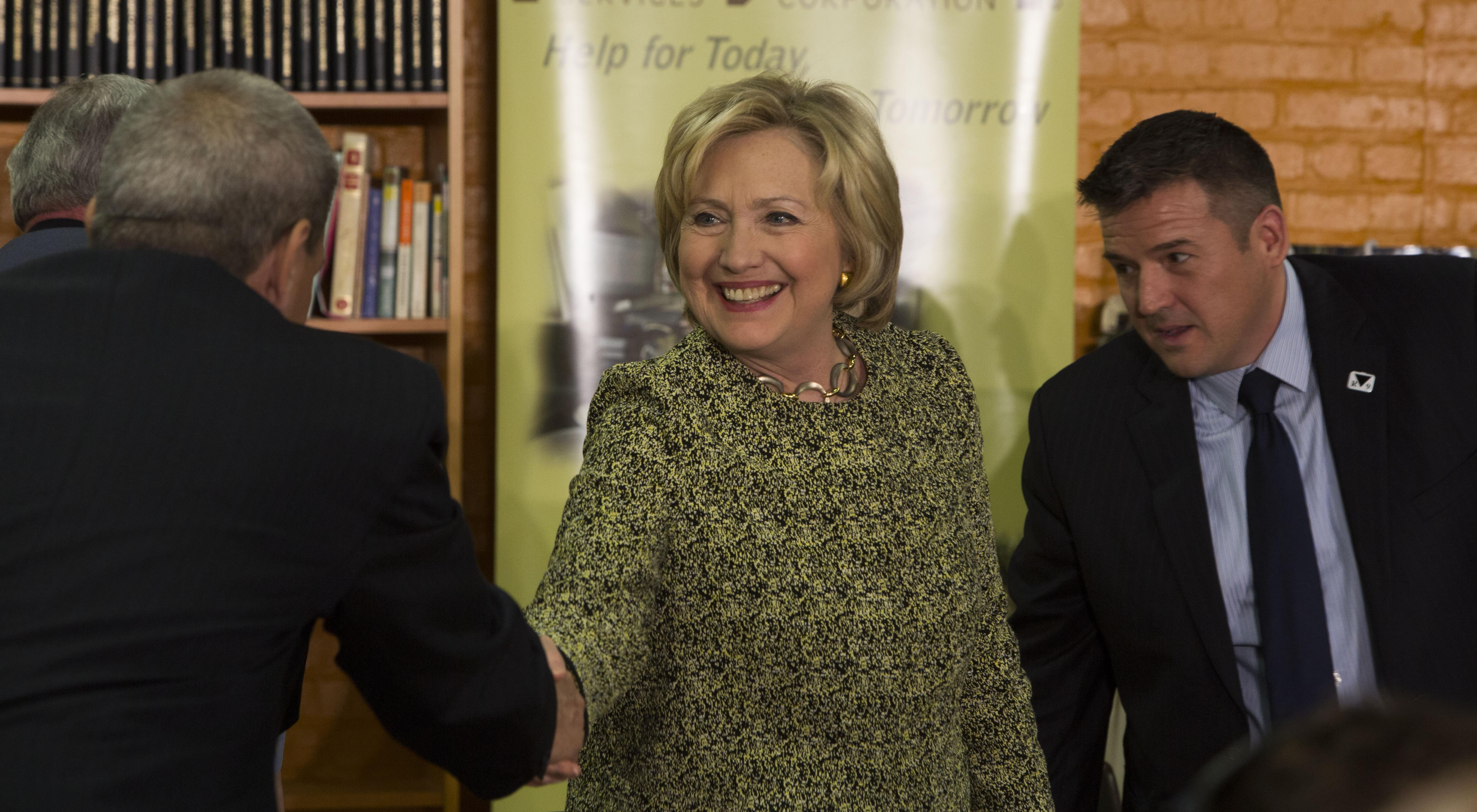 New information is emerging about the role Russian influences played in defeating Hillary Clinton.  (Getty Images)