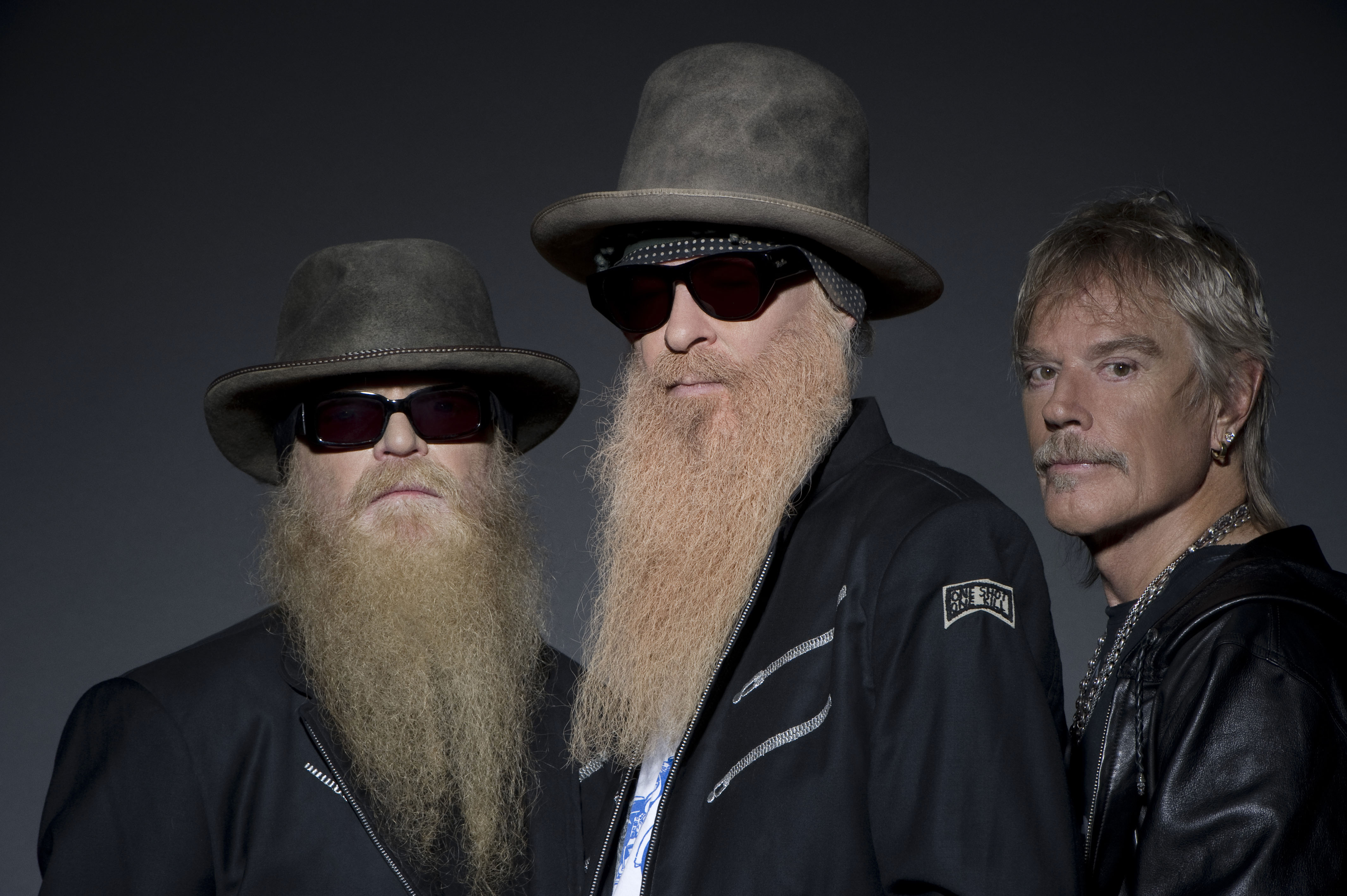 ZZ Top will be joined by Gregg Allman at Darien Lake PAC on Aug 23 (Suretone).