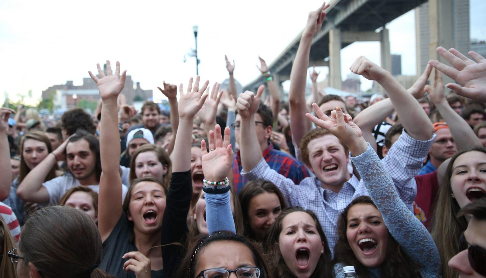 Prepare for the 2016 summer concert season in Buffalo. (Sharon Cantillon/Buffalo News file photo)