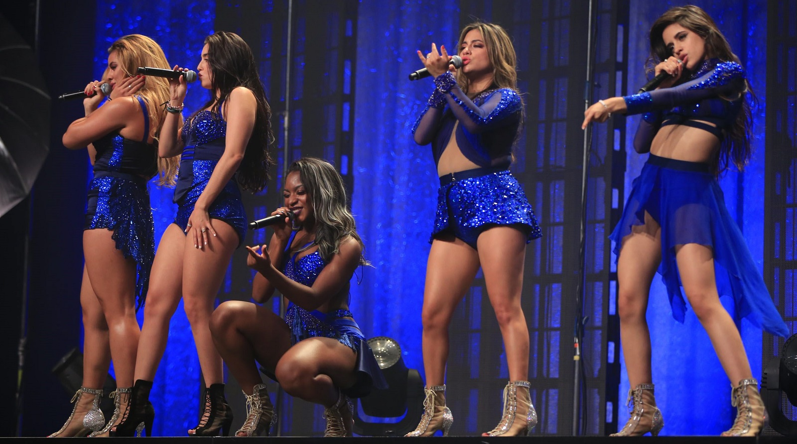 All-female group Fifth Harmony comes back to Buffalo for an August show. (Harry Scull Jr./Buffalo News file photo)