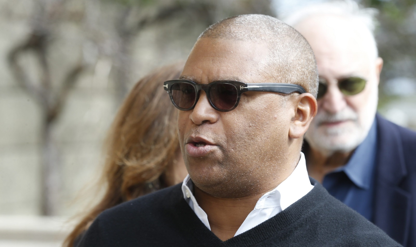 """Marshall"" is in the process of filming in Buffalo, and it's director by Reginald Hudlin, pictured. (Robert Kirkham/Buffalo News)"