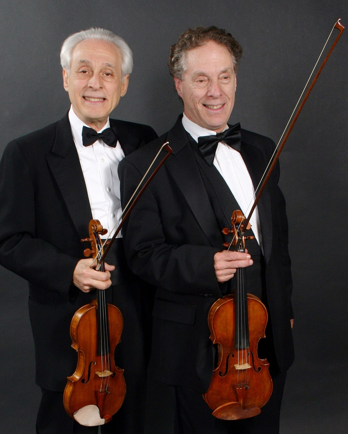 """Charles Haupt, left, and Charles Castleman will be part of """"A Musical Feast."""""""