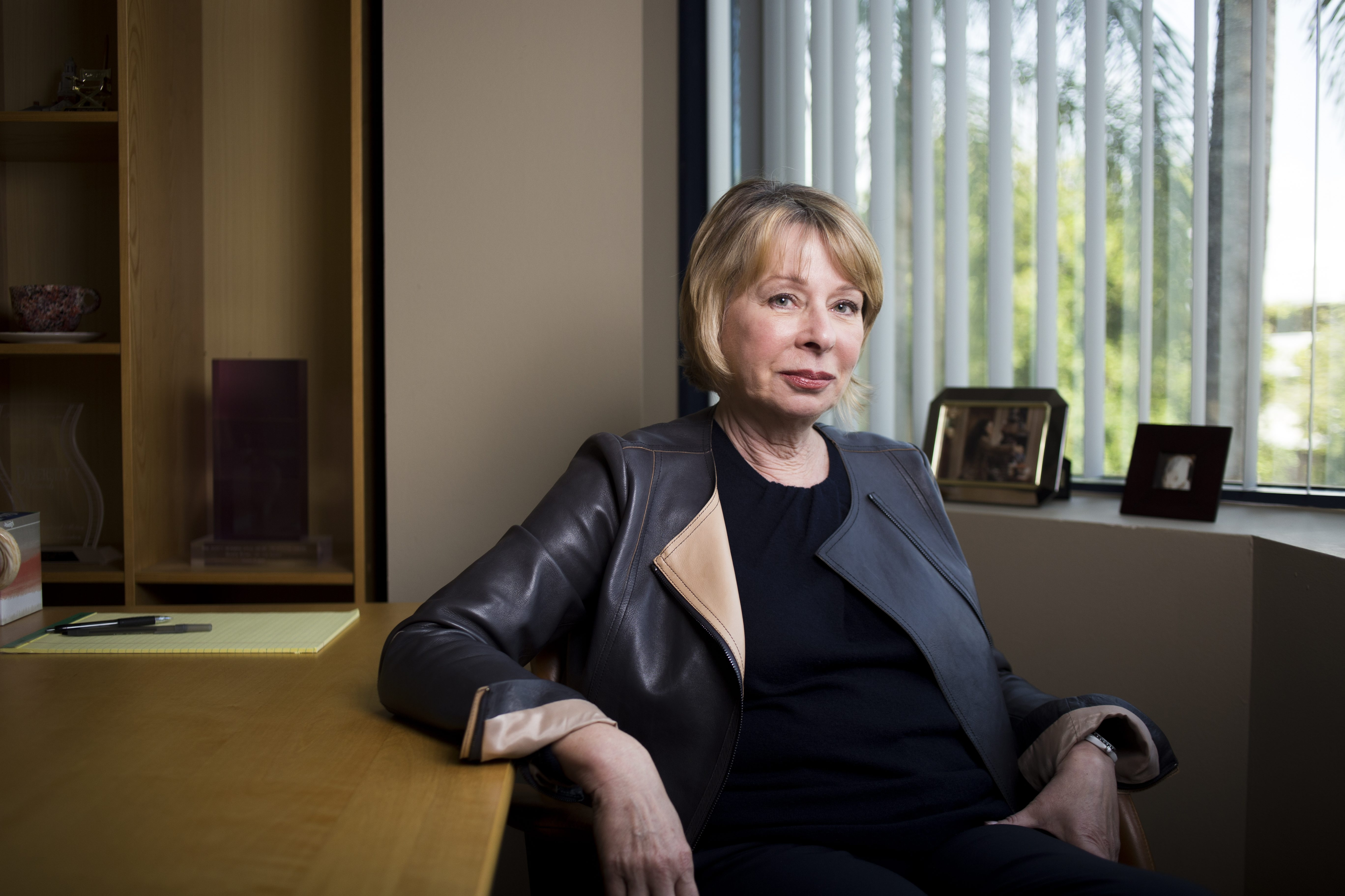Diane English, who grew up in Buffalo and graduated from Nardin Academy and SUNY Buffalo State College, is one of television's most successful writers and influential women. (Jenna Schoenefeld/Special to the News)