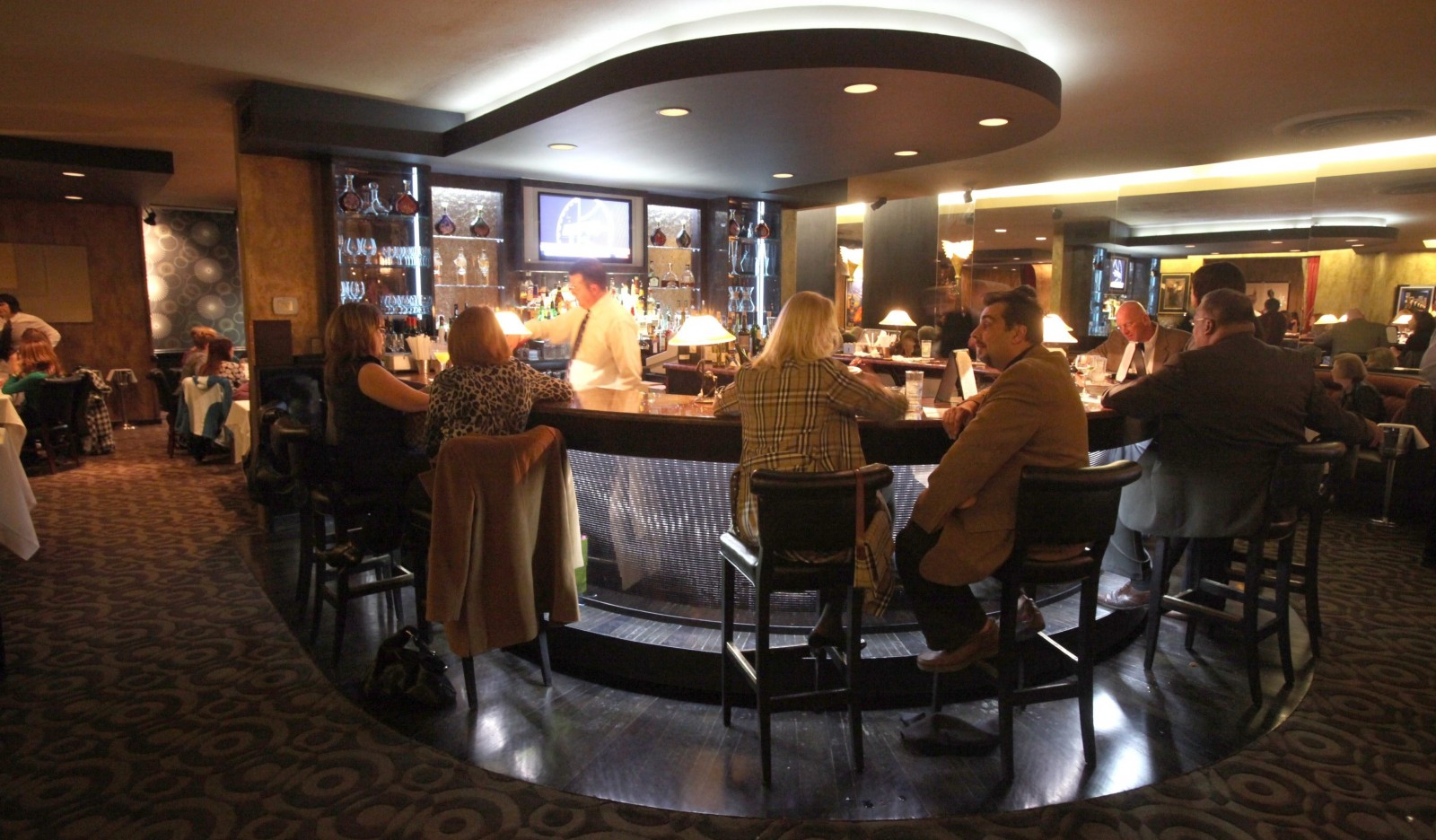 Oliver's interior and exterior has been freshened, and new executive chef Ross Warhol has taken over the kitchen. (Robert Kirkham/Buffalo News file photo)