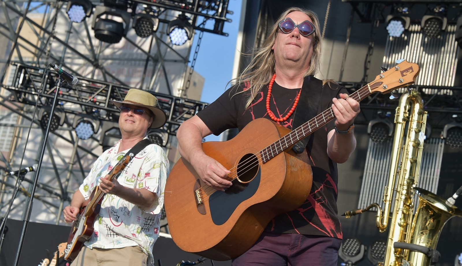 Violent Femmes will be a major part of Alternative Buffalo's Kerfuffle. (Theo Wargo/Getty Images)