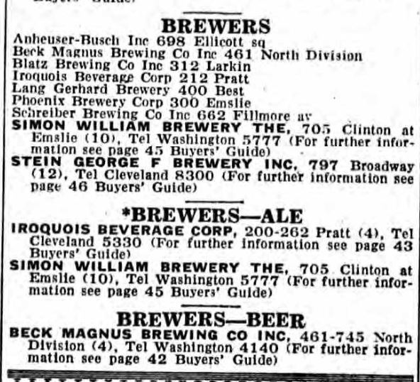 1950 Brewers