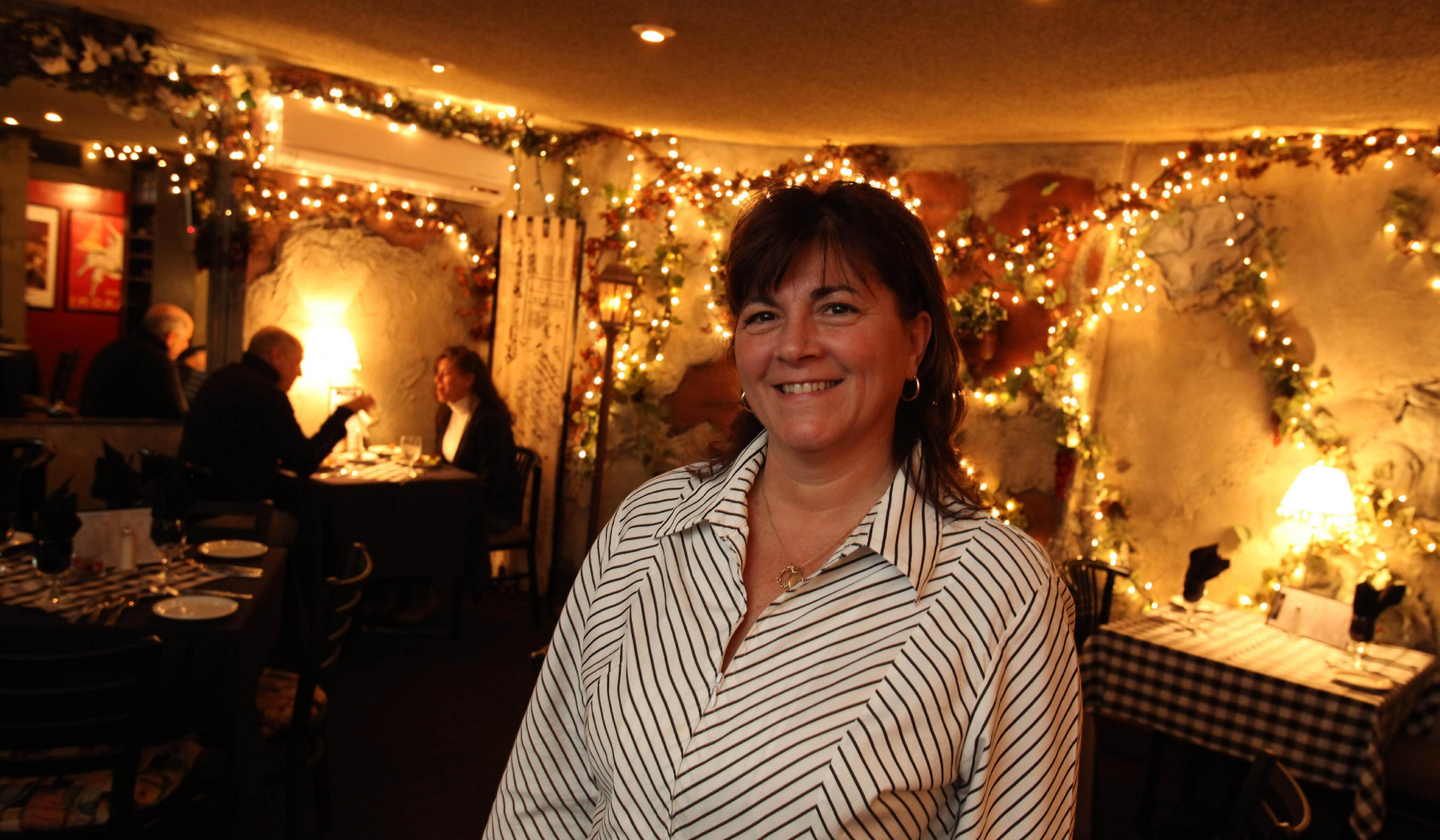 Republican Shelly Schratz is slated to announce her candidacy this morning at Bing's Restaurant, the Amherst restaurant she has owned and operated for many years. (Buffalo News file photo)