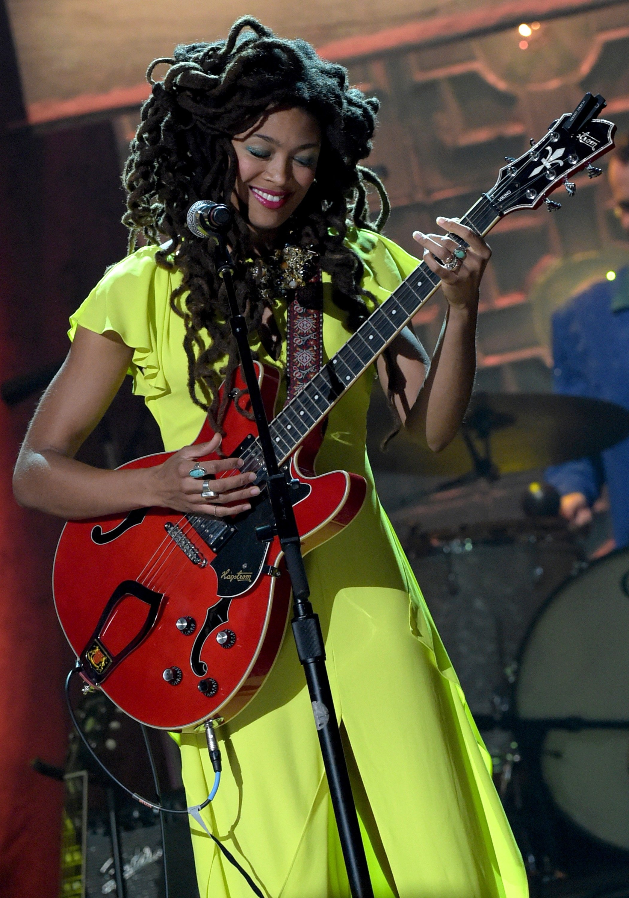 The intimate 9th Ward at Babeville is a great place to hear Valerie June perform. (Getty Images)