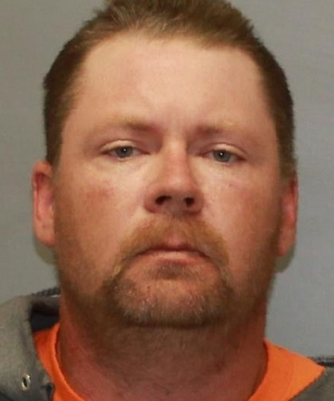 Eric E. Hartman, 39, of Gainesville, was charged with third-degree criminal sexual act in Wyoming County. Hartman is a convicted Level 2 sex offender. (State Police)
