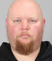Bradley R. Pilarski, 37, of Depew, has been charged with third-degree grand larceny. (Cheektowaga Police)