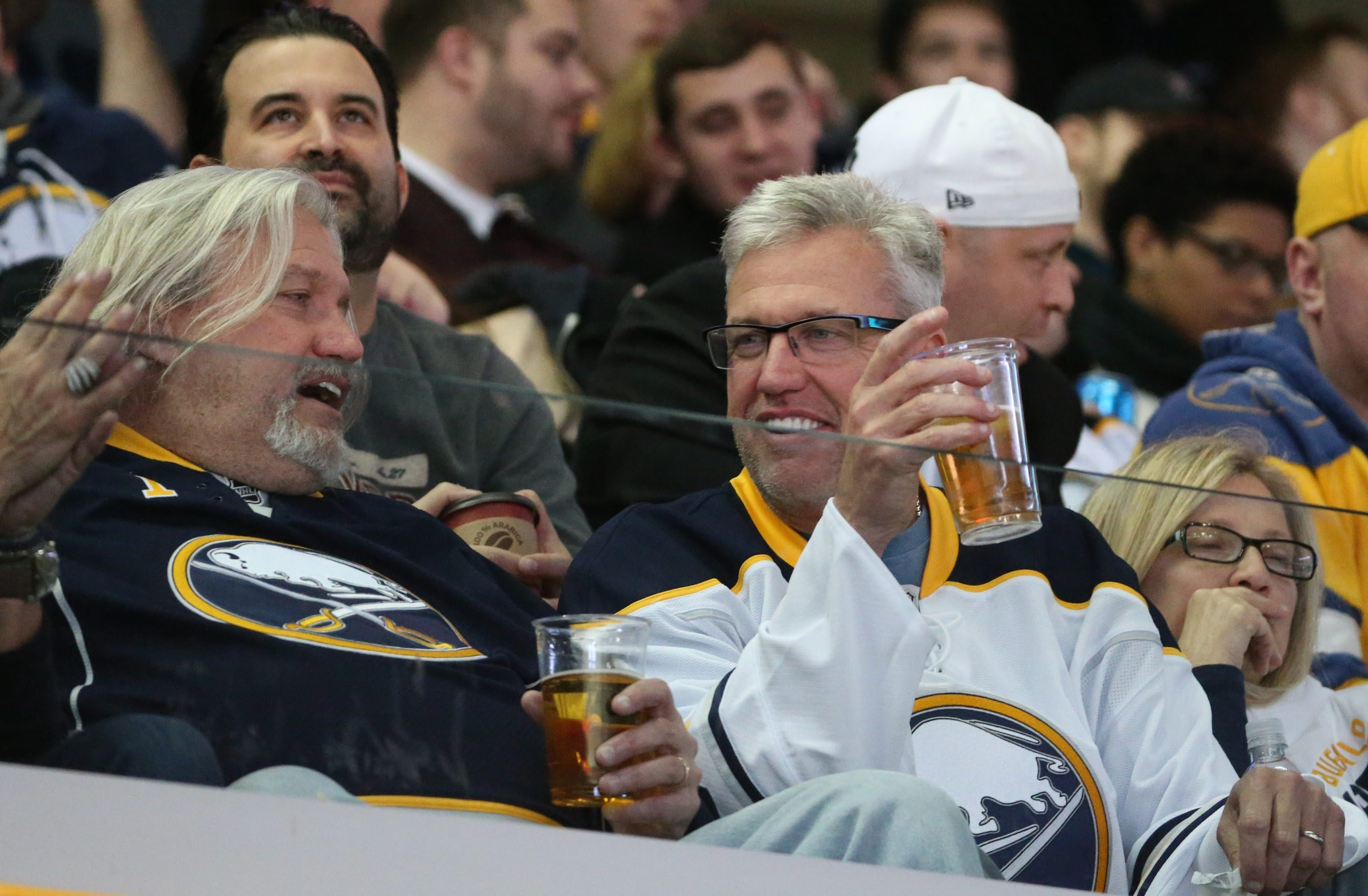 Rex and Rob Ryan will either get the Bills straightened out quick or be free to attend some early-season Sabres games in the not-too-distant future.