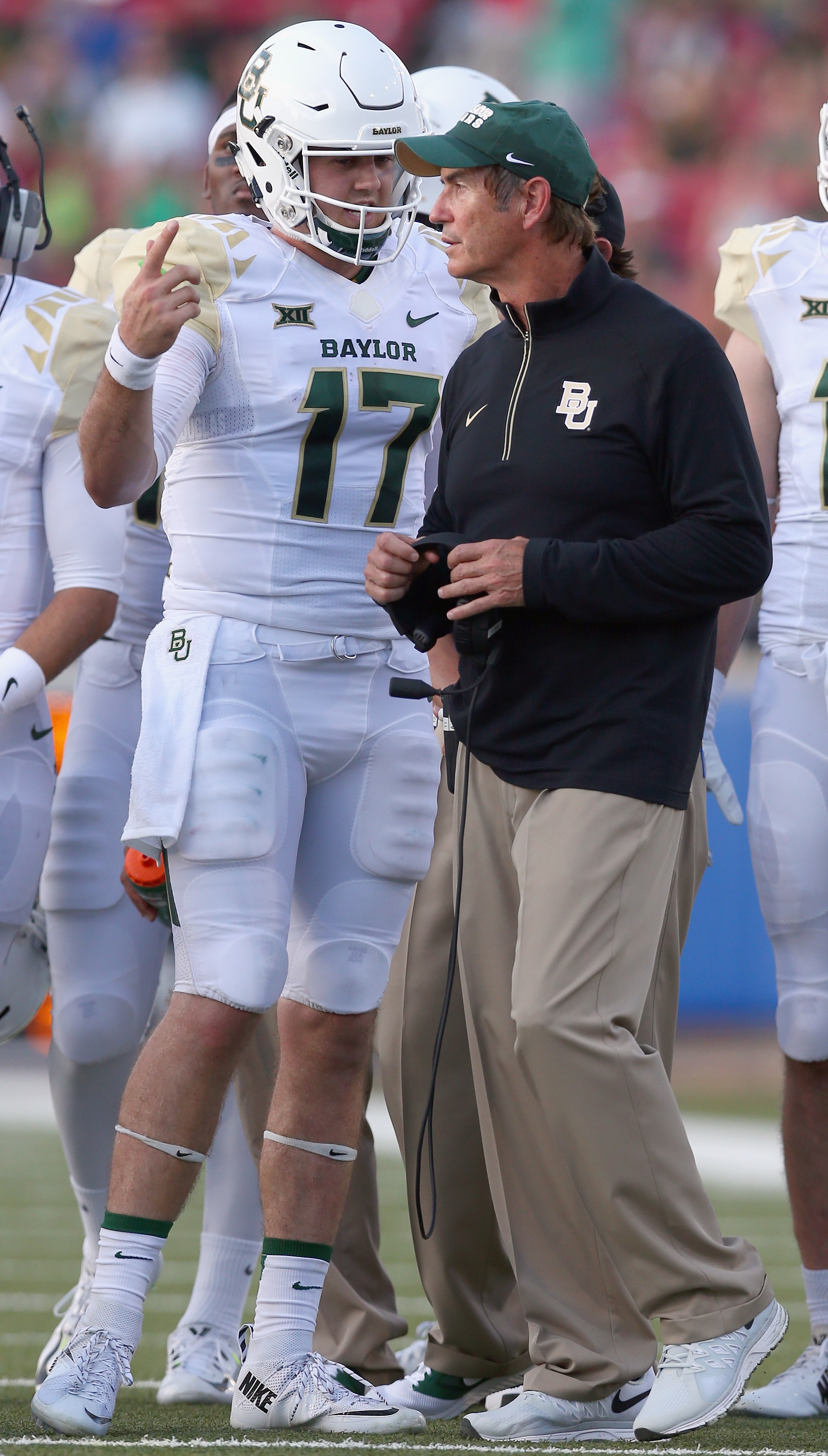 Baylor coach Art Briles no longer has a job as a result of how the school handled a sexual-assault epidemic.