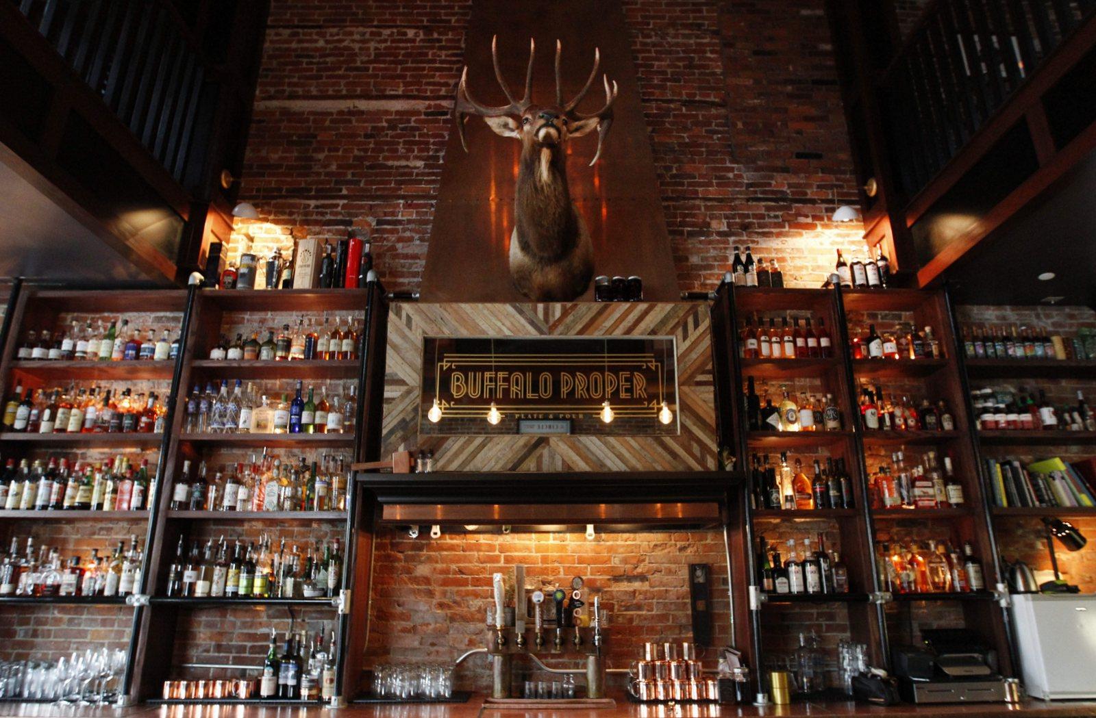 Buffalo Proper's Edward Forster and Jon Karel have been invited to present dinner at the James Beard House.  (Sharon Cantillon/Buffalo News)