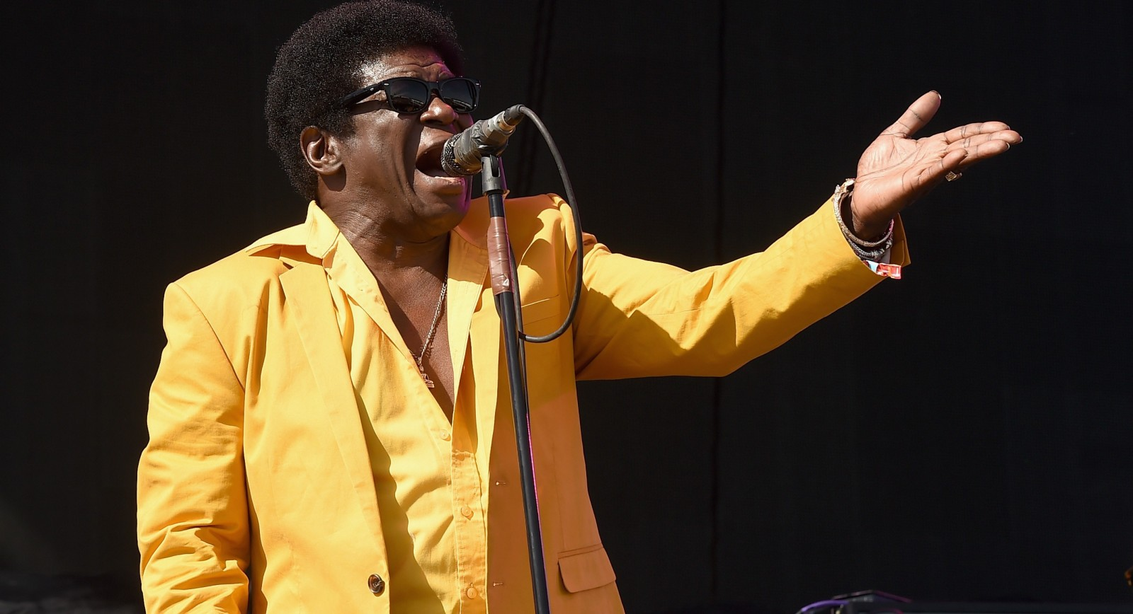 Charles Bradley & His Extraordinares will open the Canalside Concerts series. (Getty Images)