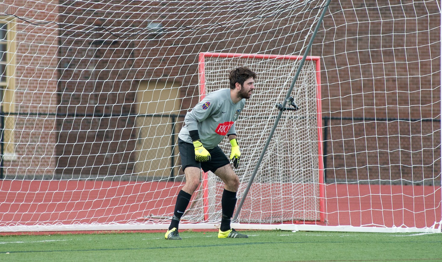 Louisville goalkeeper Nick Jeffs returned to the starting XI for FC Buffalo Sunday. (Matt Weinberg/Special to The News)