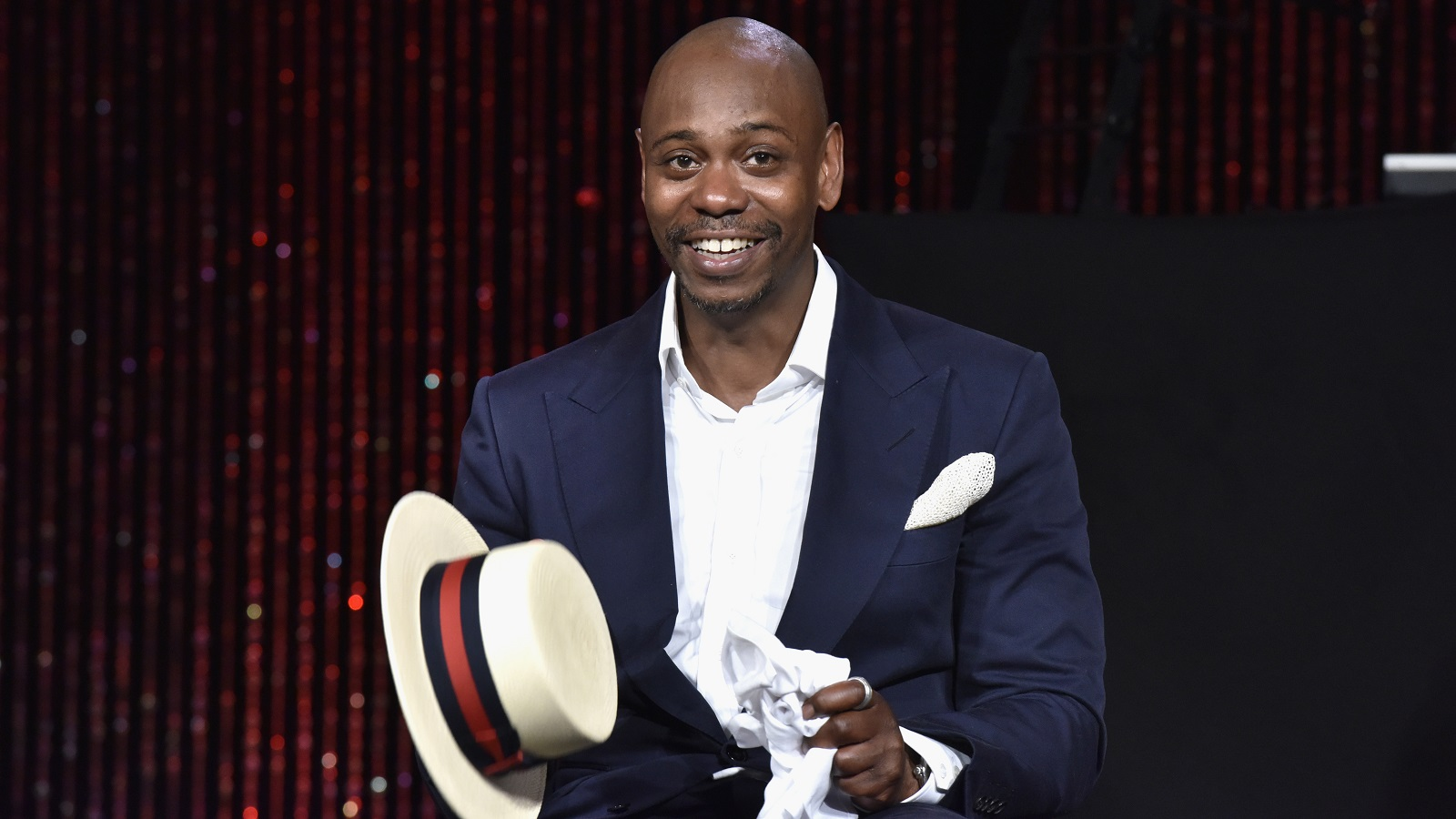 Dave Chappelle has added a second show to his surprise performance Saturday at Shea's Performing Arts Center. (Getty Images)