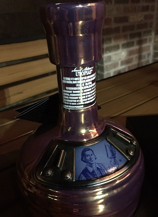 Sam Adams Utopias will be available at Aurora Brew Works. (Kevin Wise/Special to The News)