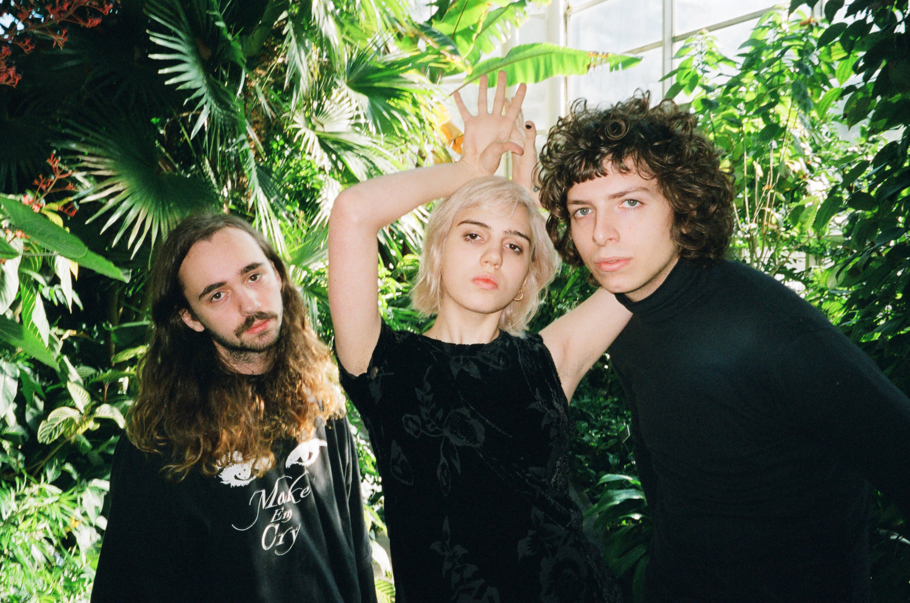 Brooklyn's Sunflower Bean will play Mohawk Place on May 8. (Meron Menghistab / Special to The News).