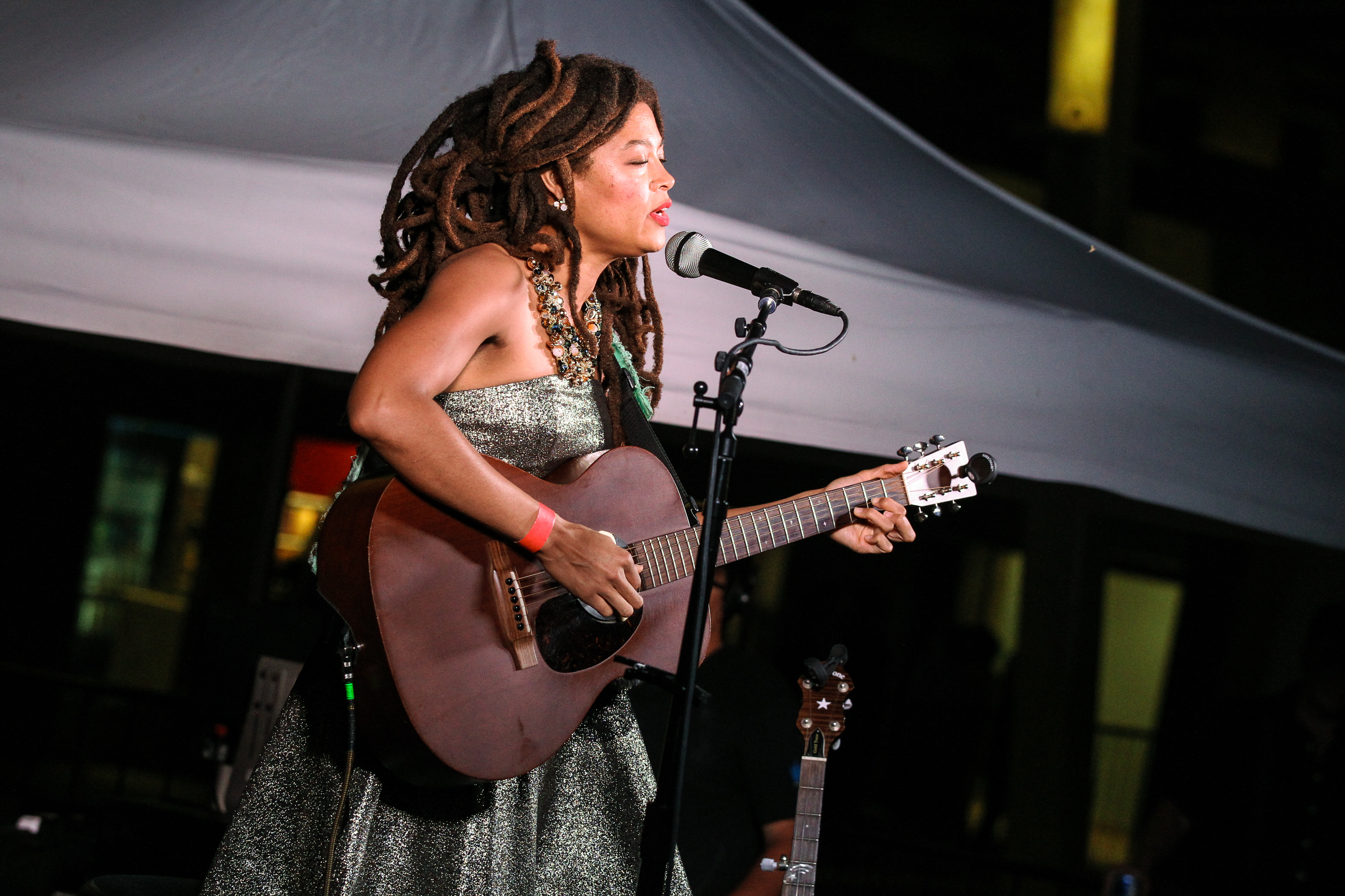 Valerie June will bring her music to the 9th Ward at Babeville. (Getty Images)
