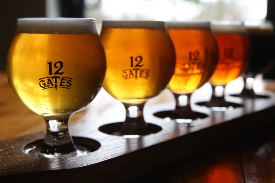 Beer events: 12 Gates, Pearl Street, New York Beer Project
