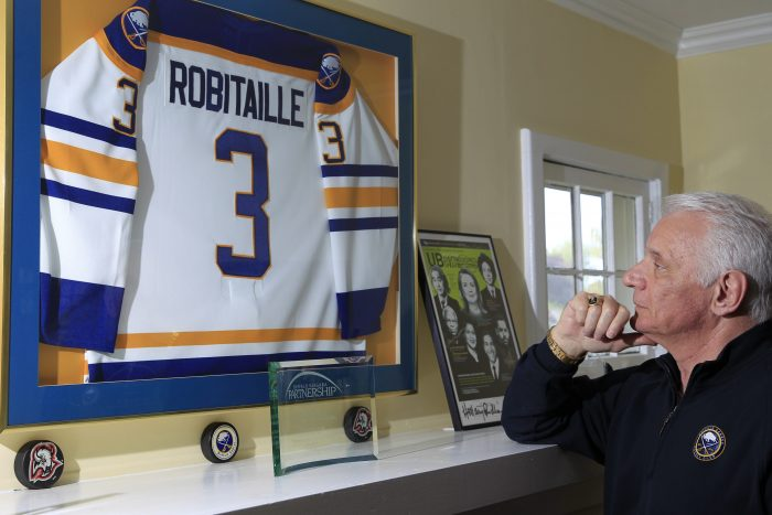 Two more retired Buffalo players join NHL concussion lawsuit