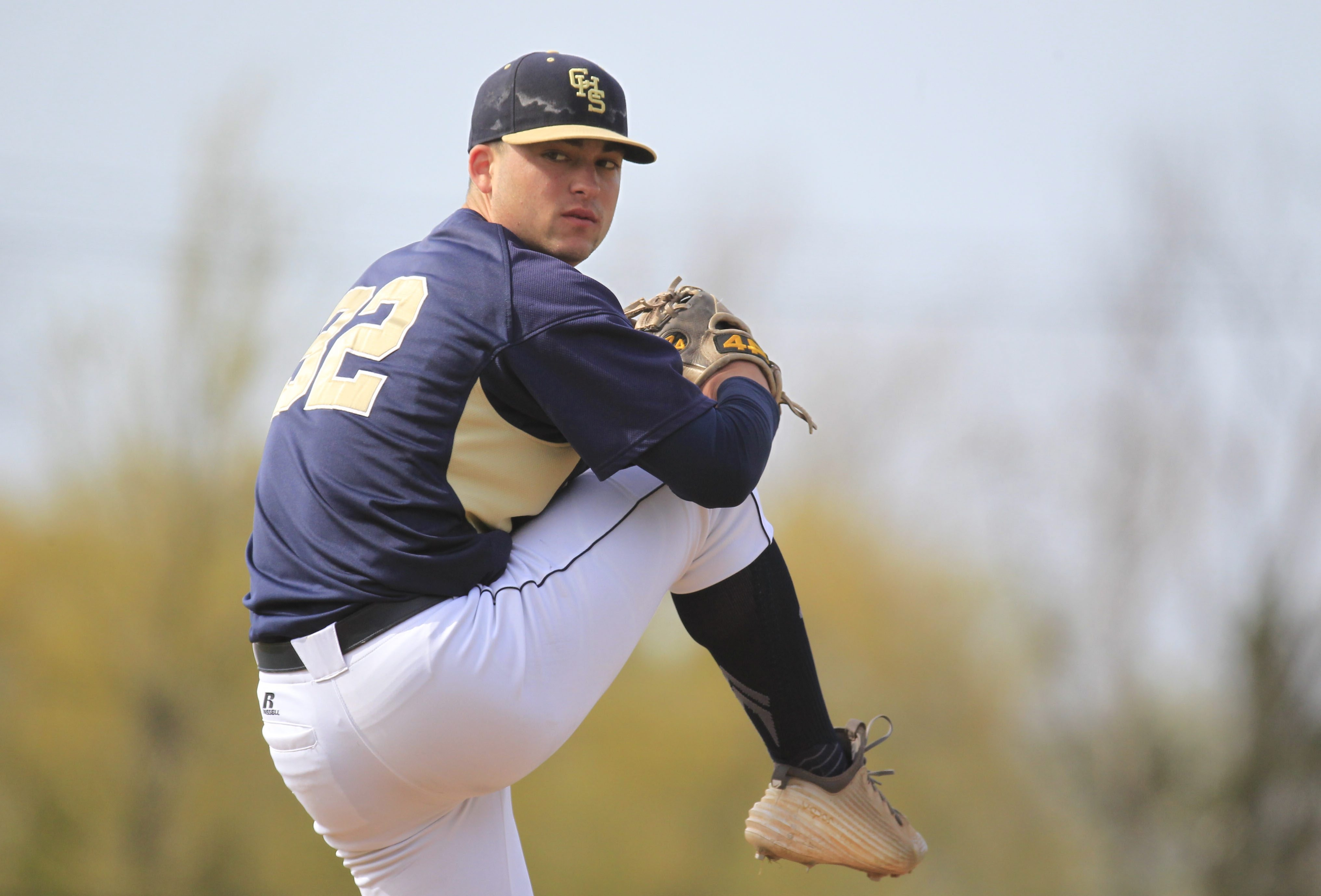 Canisius's Dan Dallas was selected by the San Diego Padres in the seventh round of Friday's Major League Entry Draft. (Harry Scull Jr./Buffalo News)