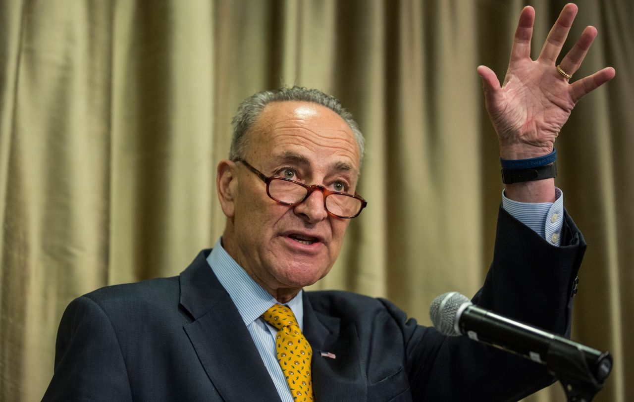Sen. Charles Schumer said he wanted Buffalo attorney Kathleen M. Sweet for the position but the White House had other plans. (Getty Images)