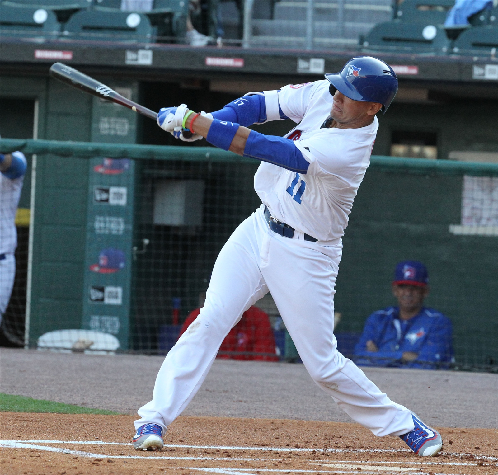 Ryan Goins will likely be one of the Blue Jays September call-ups.