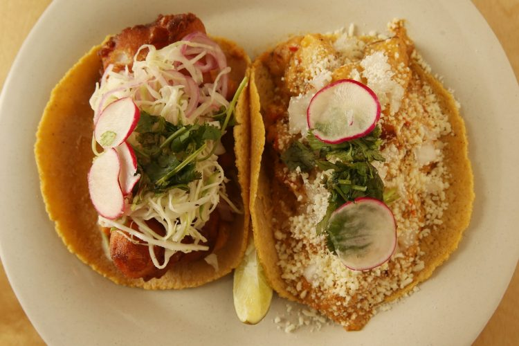 Restaurant notes: Deep South Taco, El Encanto
