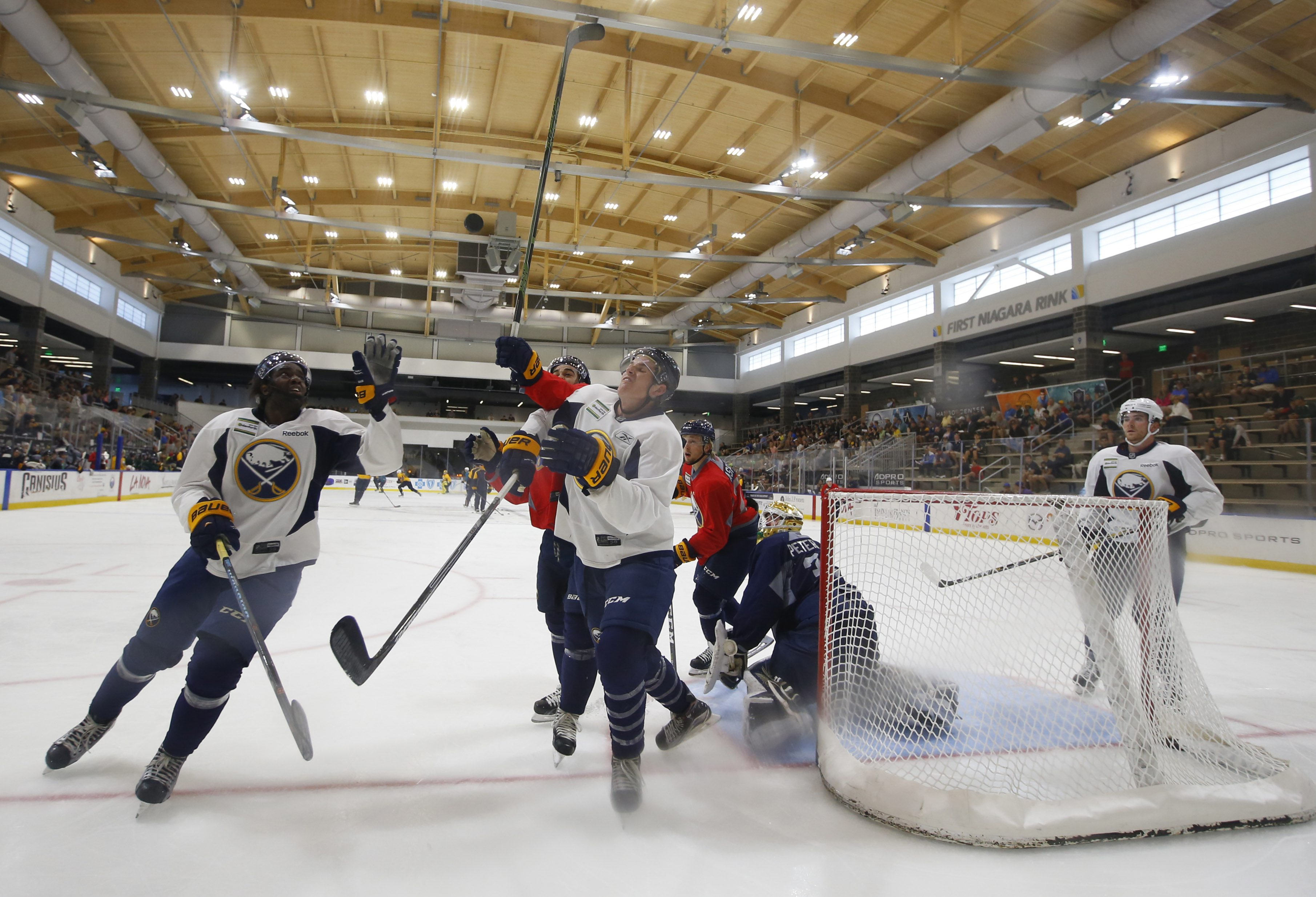 HarborCenter will once again host development camp (Harry Scull Jr./Buffalo News file photo).