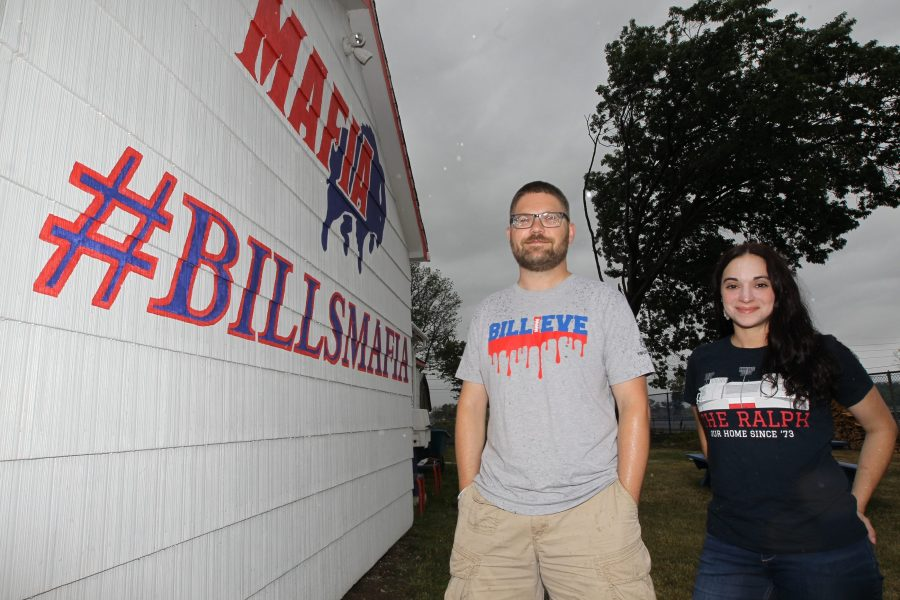 Janine Talley: How the Bills Mafia became a movement