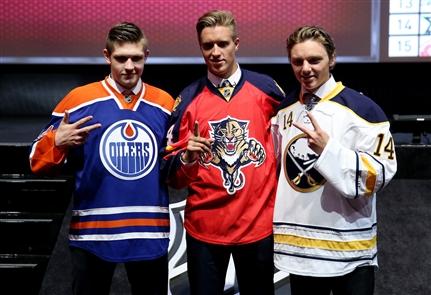 NHL No. 1's