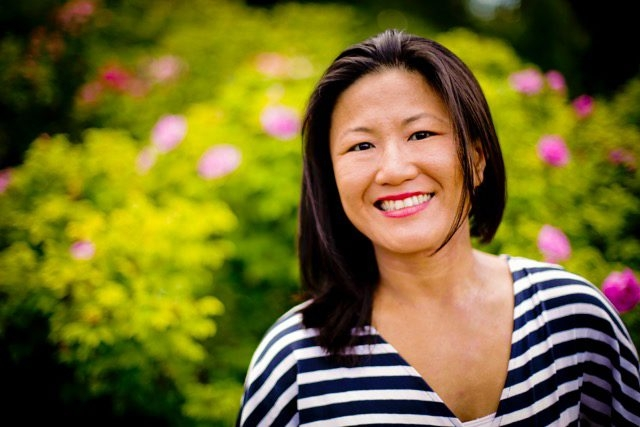 Dr. Joanne Wu will teach two classes Sunday at the Budding Tree Yoga Festival at Wilkeson Pointe on the Outer Harbor.