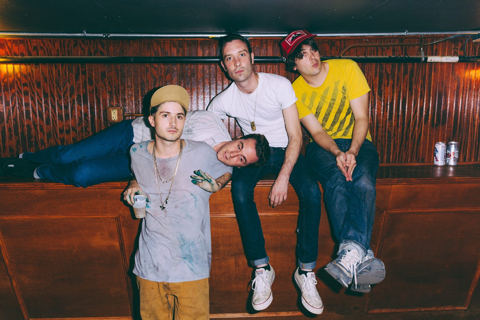 Black Lips has matured since coming together in 1999.