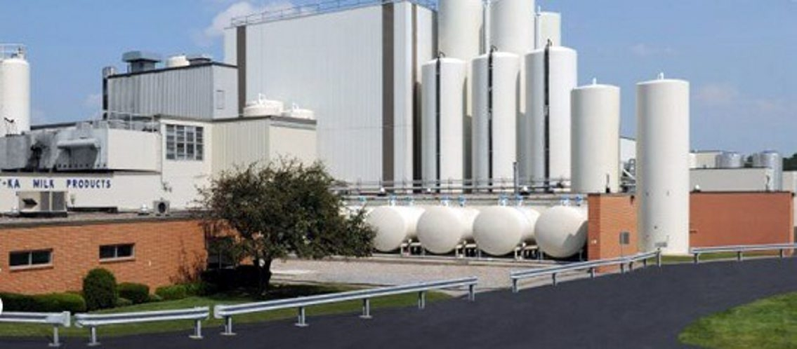 Expanded O-AT-KA milk propducts plant in Batavia.