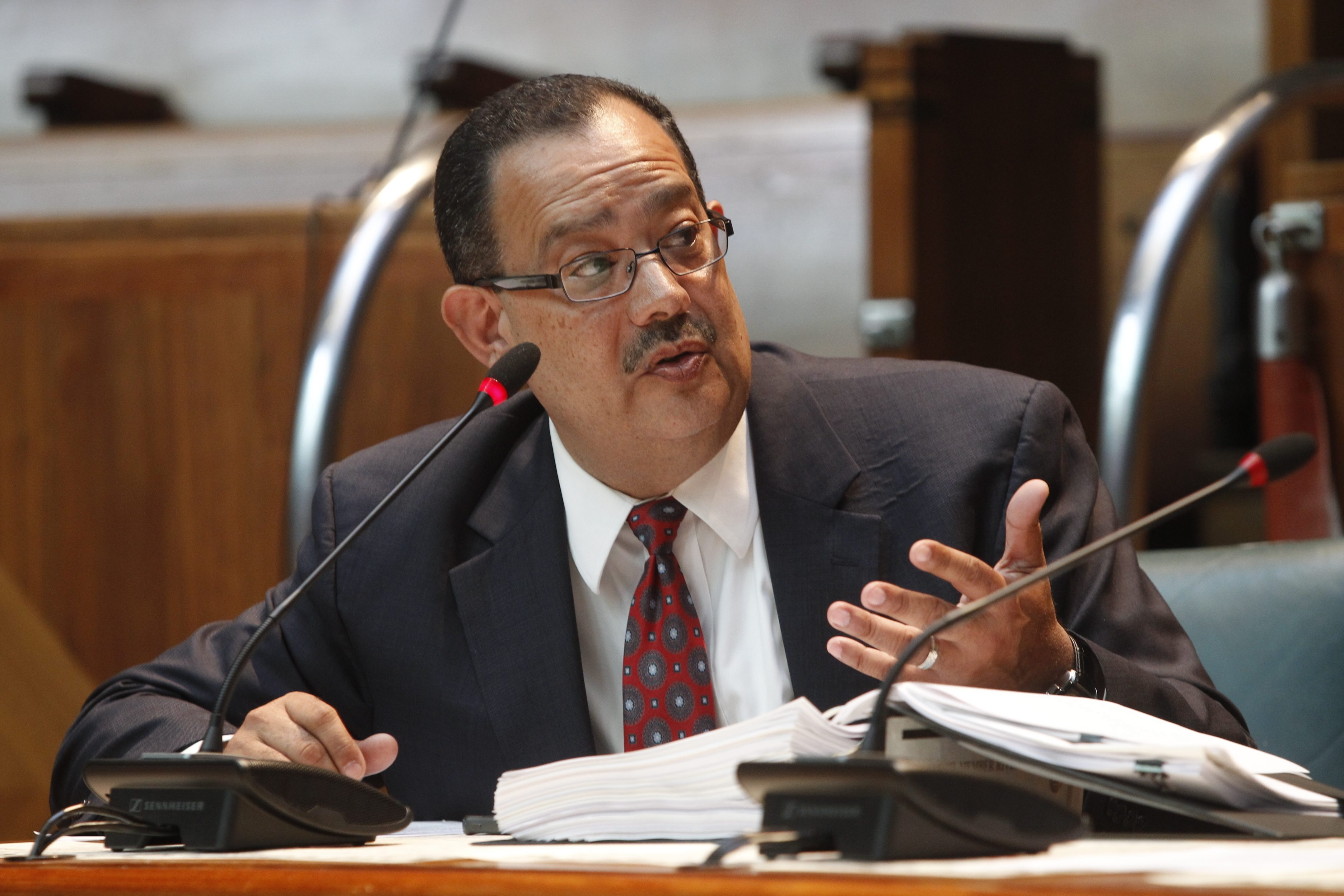 Common Council member David Rivera introduced a resolution to reinstate a car allowance for Council members, which was discontinued in the late 1990s. (News file photo)