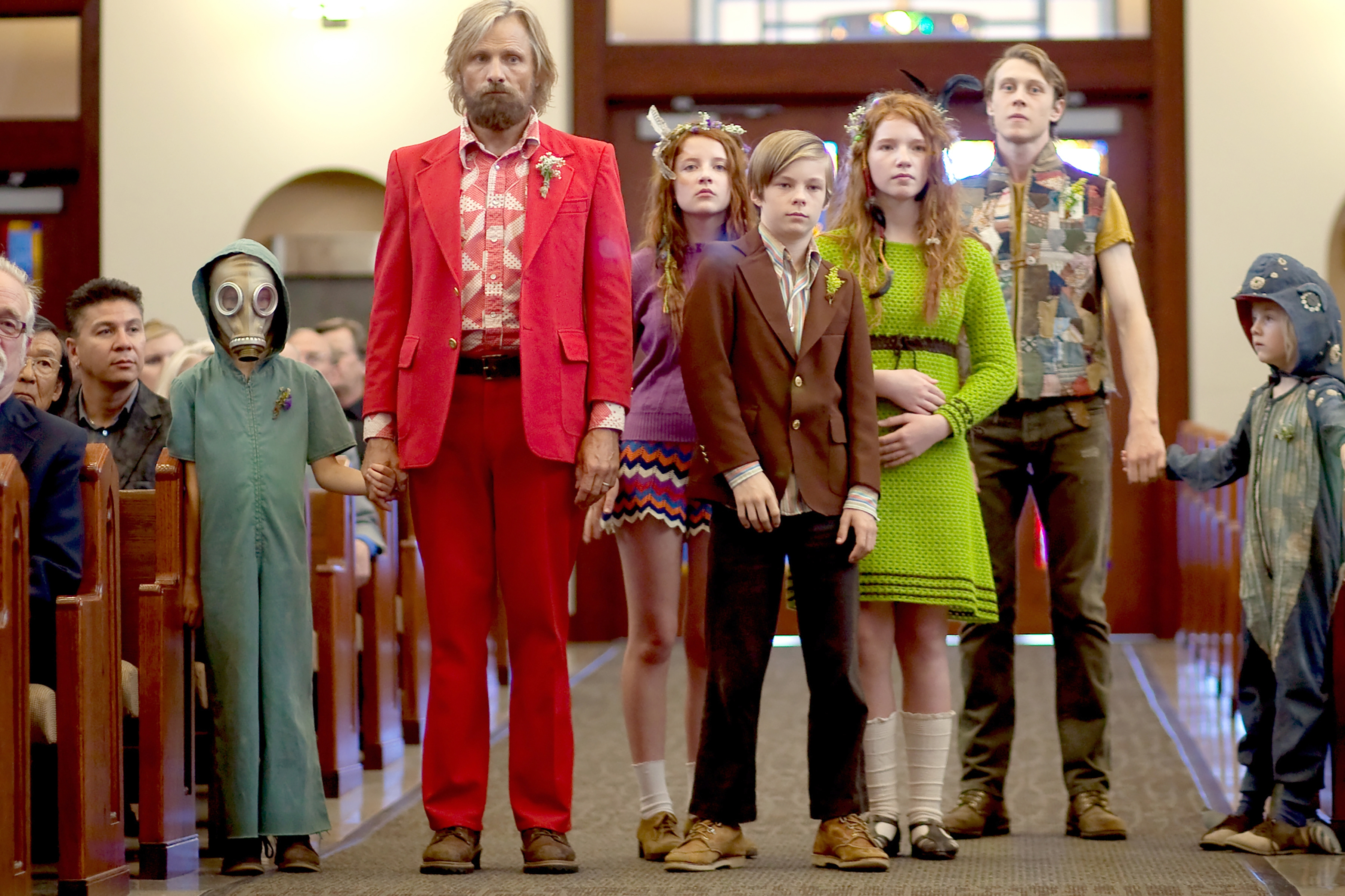 "Viggo Mortensen is the father of six in ""Captain Fantastic."""