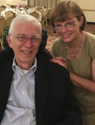 Ellyn Maloney has helped her husband, Mike, advocate and raise funds for ALS research.