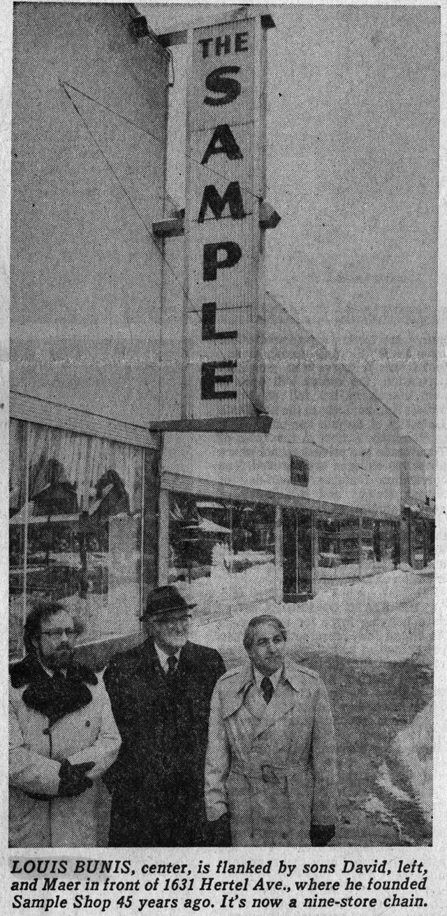 1974. Buffalo News archives