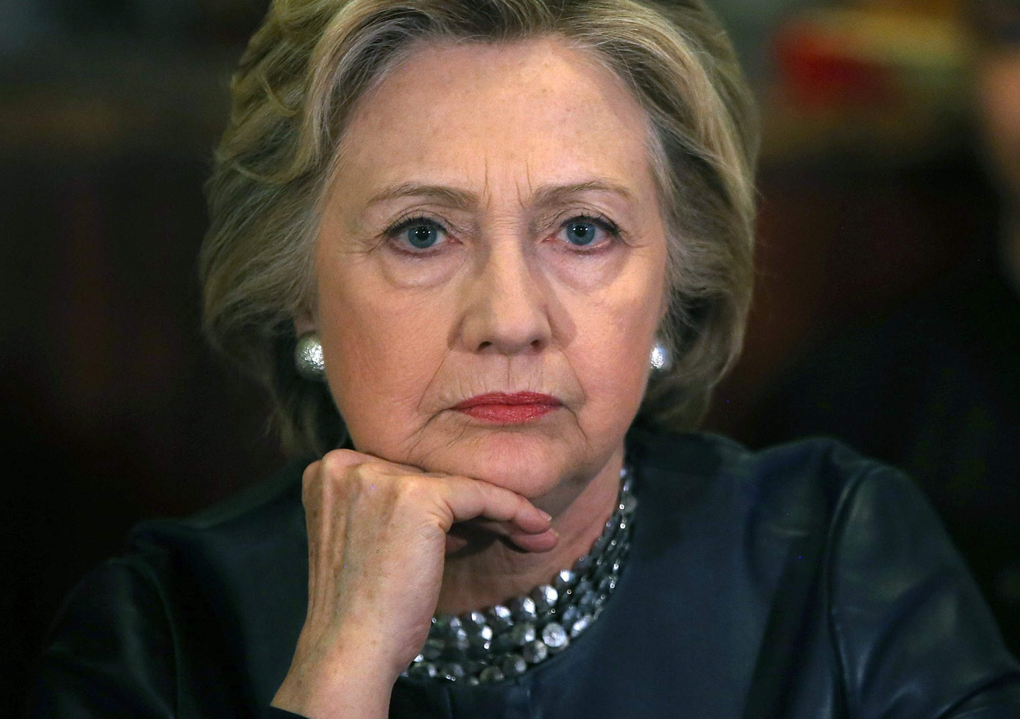 Democratic presidential candidate and former Secretary of State Hillary Clinton. (Getty Images)
