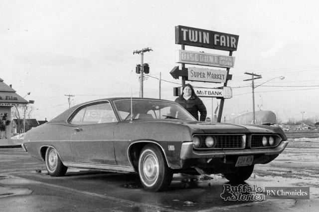 Buffalo News archives