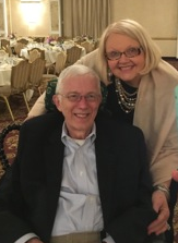 Maureen Myers has helped Mike Maloney chair the Walk to Defeat ALS twice.