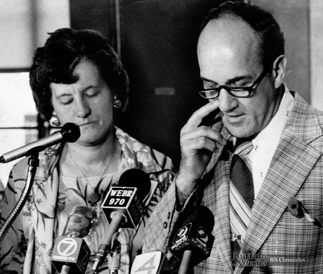 Makowski won't seek reelection. 1977. Buffalo News archives