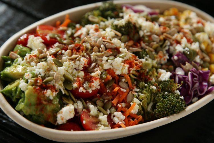 Renamed Newbury Salads reopens on Elmwood Ave.