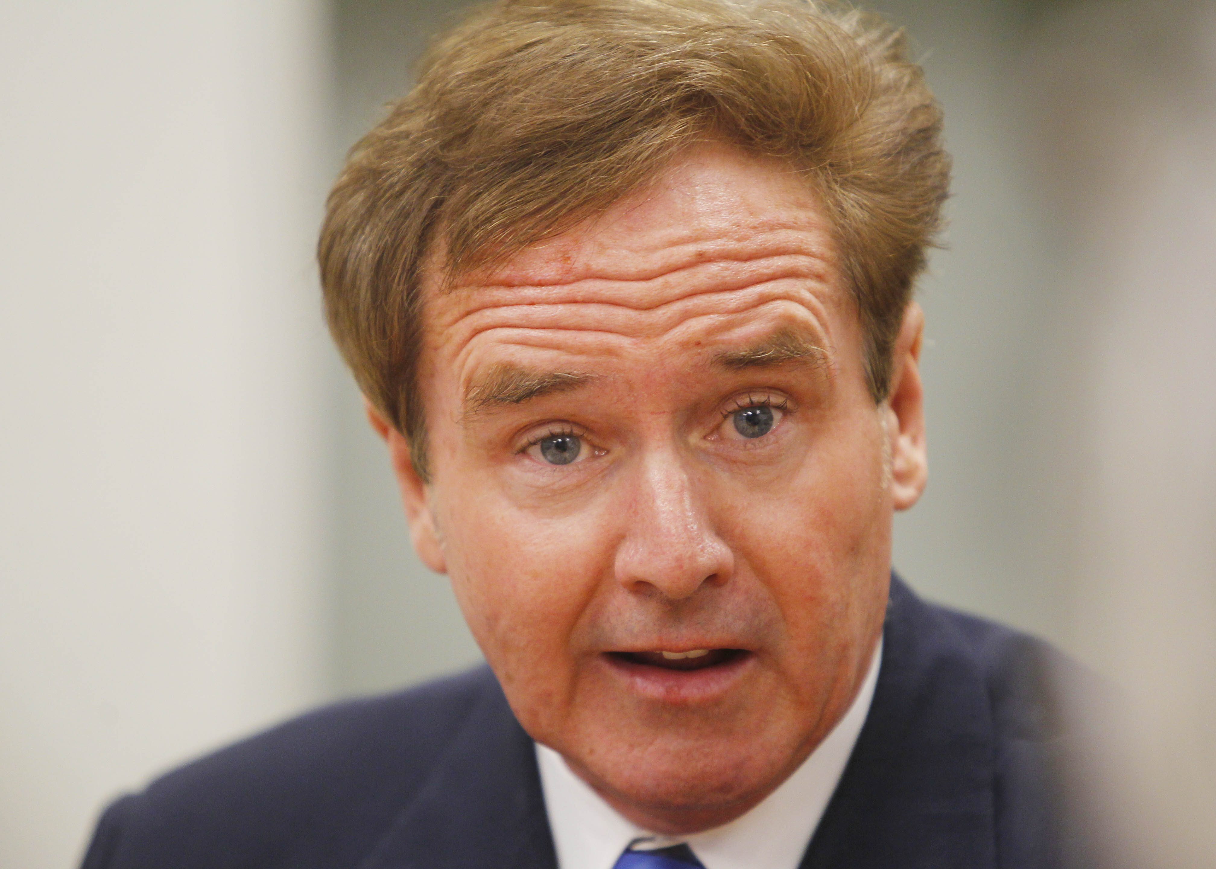 Congressman Brian Higgins  sits on the powerful House Ways and Means Committee. (Mark Mulville/Buffalo News file photo)