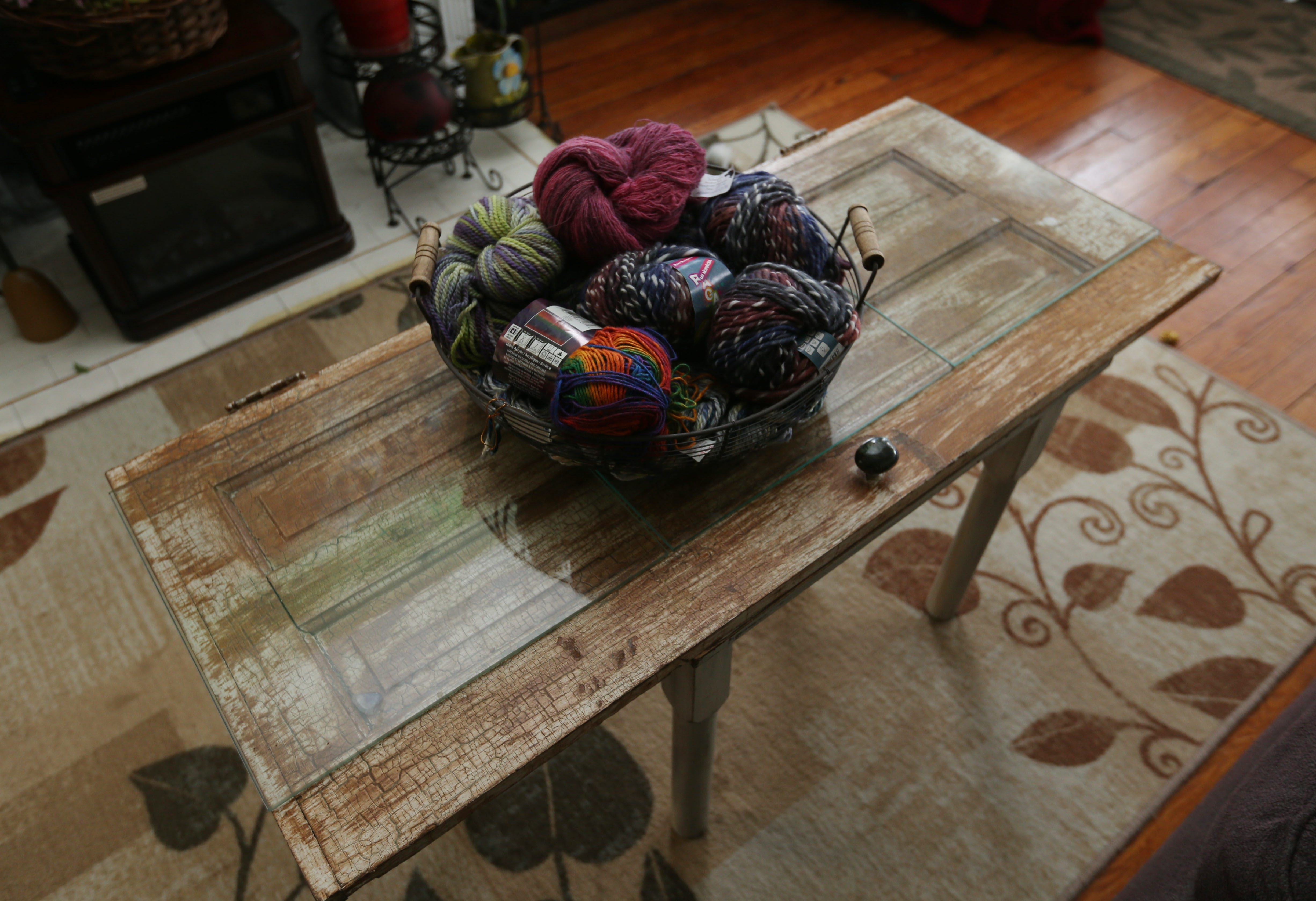 Yarn enthusiasts rejoice. (Sharon Cantillon/Buffalo News)