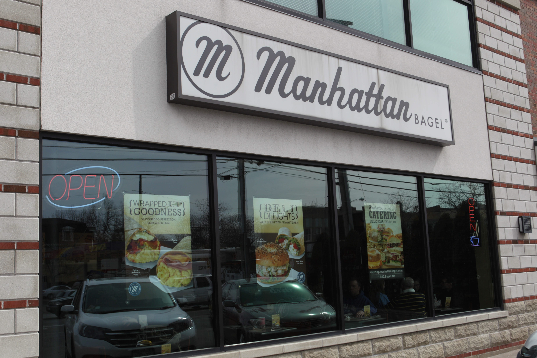 Manhattan Bagel on Main St. in Snyder, Thursday, April 3, 2014.  (Sharon Cantillon/Buffalo News)